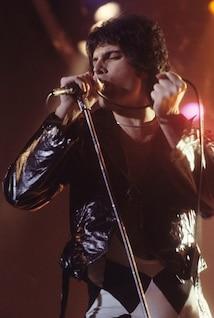 rock roll entertainer mercúrio cantor Freddie