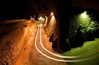 Saint Malo cena de rua