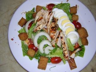 saladas coloridas, restaurantfood