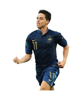 Samir Nasri france equipe nacional