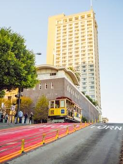 San Francisco, Califórnia, EUA - 10 de novembro de 2015: O San Fran