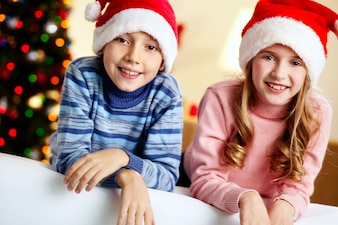 Santa bonito toothy newyear encantador