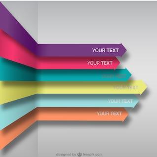 Setas vector download livre