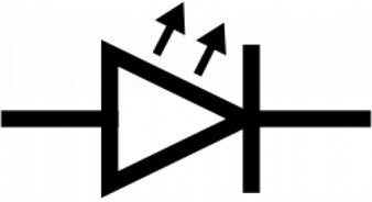 símbolo levou IEC