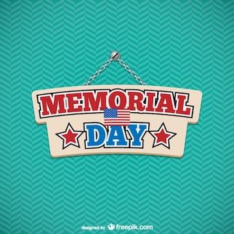Sinal Memorial Day
