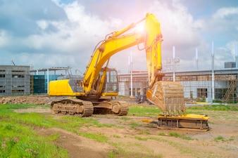 Sinalização rodoviária fábricas de moléculas construção de estradas engenharia de escavadoras