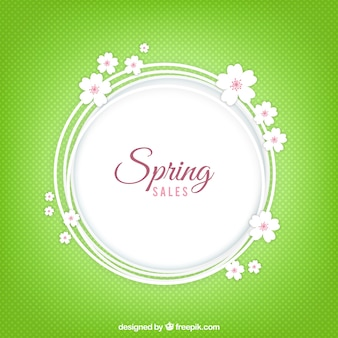 Fundo de vendas da Primavera