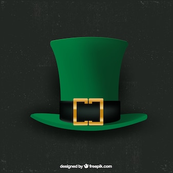 Chapéu do dia St Patrick