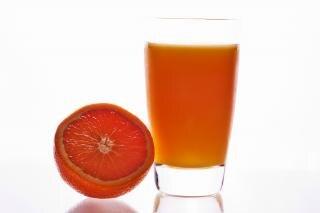 suco de laranja fresco