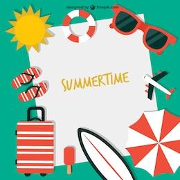 Summertime fundo