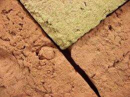 superfície de tijolo, retro