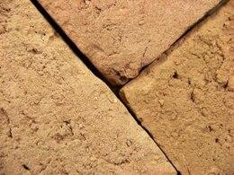 superfície de tijolo