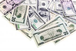 Taxa de dinheiro