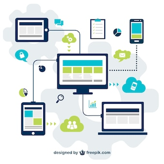 Tecnologia para o vetor social media