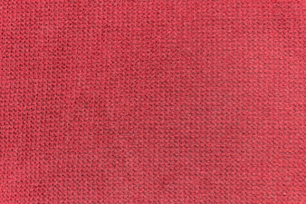 Tecido de textura vermelha
