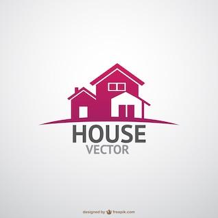 Template logotipo imobiliário