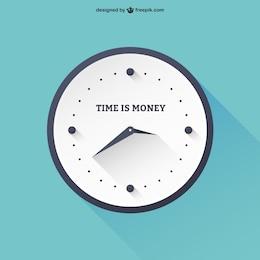 Tempo é dinheiro