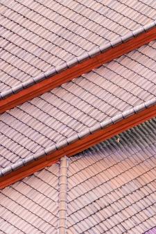 Teste padrão do telhado