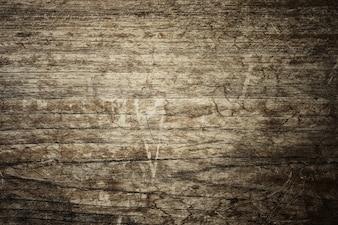 Textura da escura superfície de madeira
