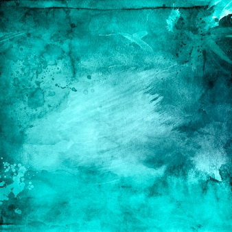 Textura de aquarela de estilo grunge