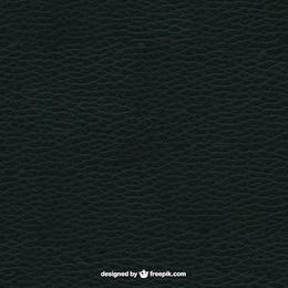 Textura de couro preta