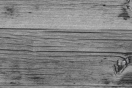 Textura de madeira em preto e branco