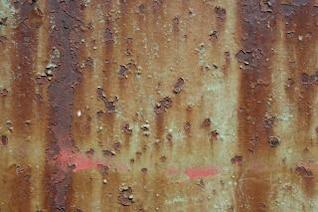 textura de metal enferrujado ferrugem