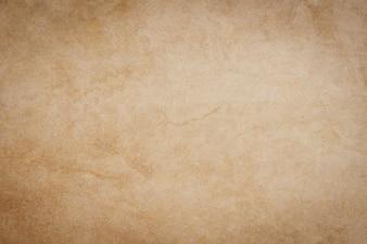 Textura de papel marrom grunge vazia e fundo com espaço.