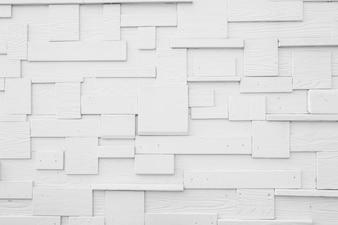 Textura de placas de madeira branca