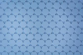 Textura dos triângulos