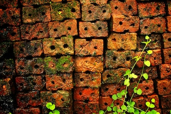 Texturas envelhecido vintage stonewall sujo