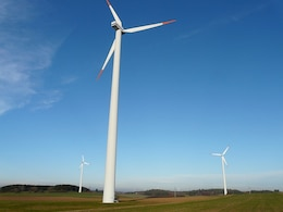turbina eólica de energia atual de energia