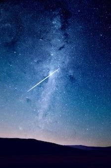 Um céu cheio de estrelas