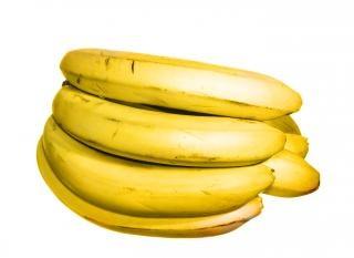 única refeição bananas