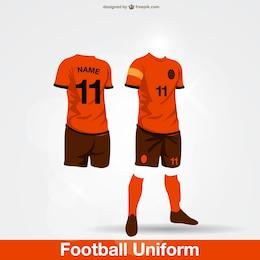 Uniforme de futebol