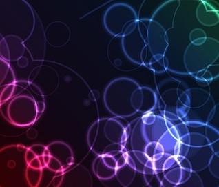 vector o fundo abstrato sonho cor