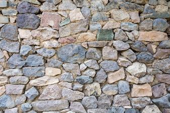 velhas pedras parede