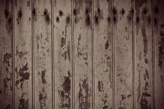 velho desgastado painéis de madeira