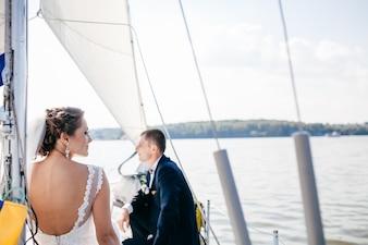 Vestido de casamento case baía destino
