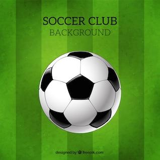 Vetor de futebol grátis para download