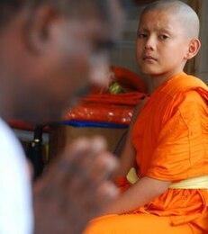 Wesak, Buda