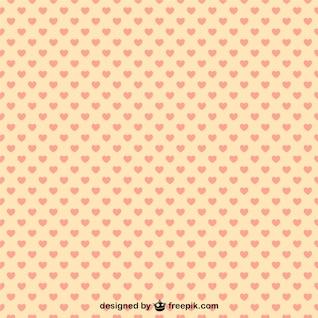 Herzen Muster Illustration