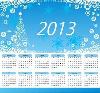 Kalender merry christmas