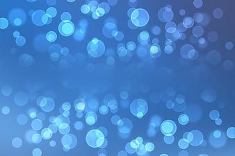 Abstrakt Licht Bokeh Hintergrund