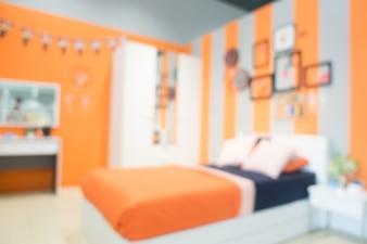 Abstrakte Unschärfe Möbel Shop und Shop Innenraum