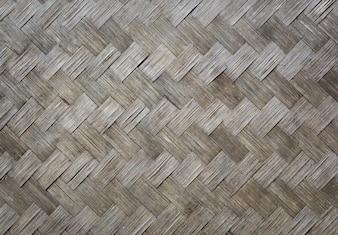 Alte Bambus Holz Textur für Hintergrund