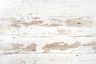 Alte und grunge weiße Holz Textur - Jahrgang Hintergrund
