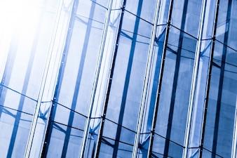 Bau Büro Teil Muster Reflexion