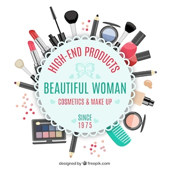 Beauty Shop Emblem
