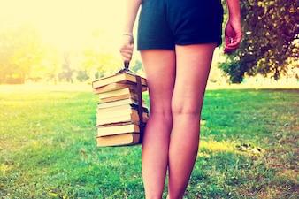Bildung. Zurück zur Schule.